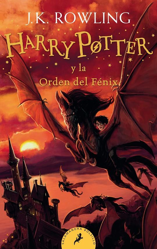 HARRY POTTER Y LA ORDEN DEL FÉNIX (HARRY POTTER 5) | 9788418173141 | ROWLING, J.K.