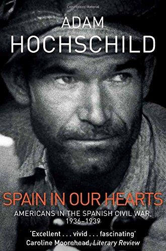 SPAIN IN OUR HEARTS | 9781509810604 | HOCHSCHILD, ADAM