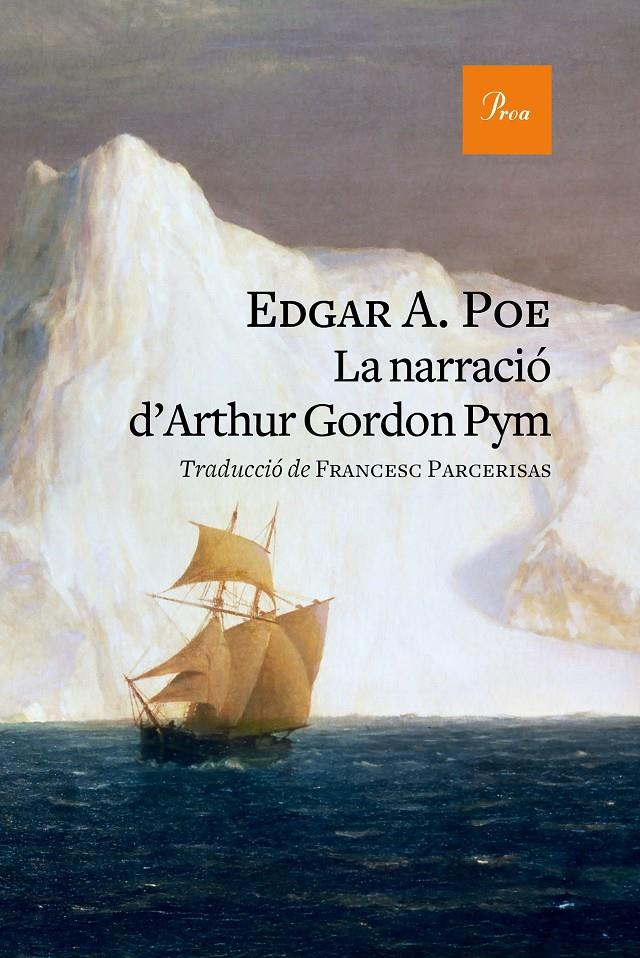LA NARRACIÓ D'ARTHUR GORDON PYM | 9788475887661 | POE, EDGAR ALLAN
