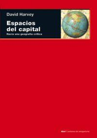 ESPACIOS DEL CAPITAL | 9788446020646 | HARVEY, DAVID