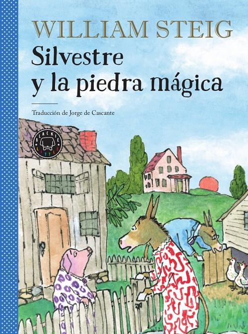 SILVESTRE Y LA PIEDRA MÁGICA | 9788417552237 | STEIG, WILLIAM