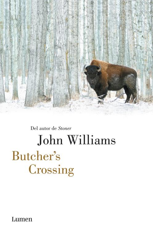 BUTCHER'S CROSSING | 9788426421920 | WILLIAMS, JOHN