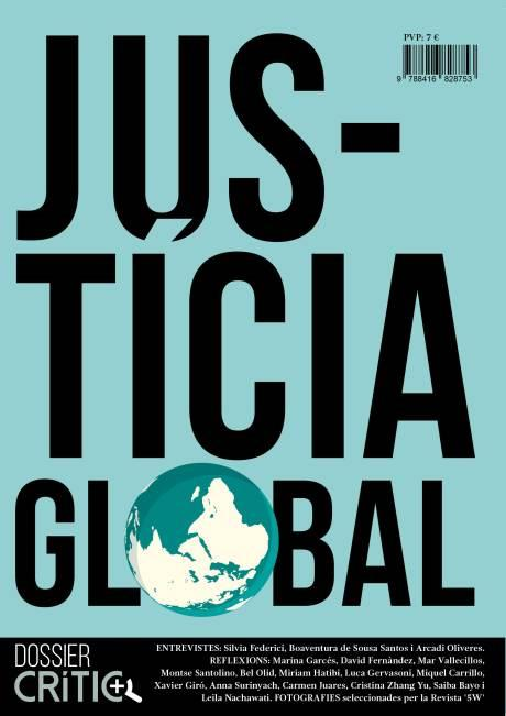DOSSIER CRITIC. N.6 : JUSTICIA GLOBAL | 9788416828753