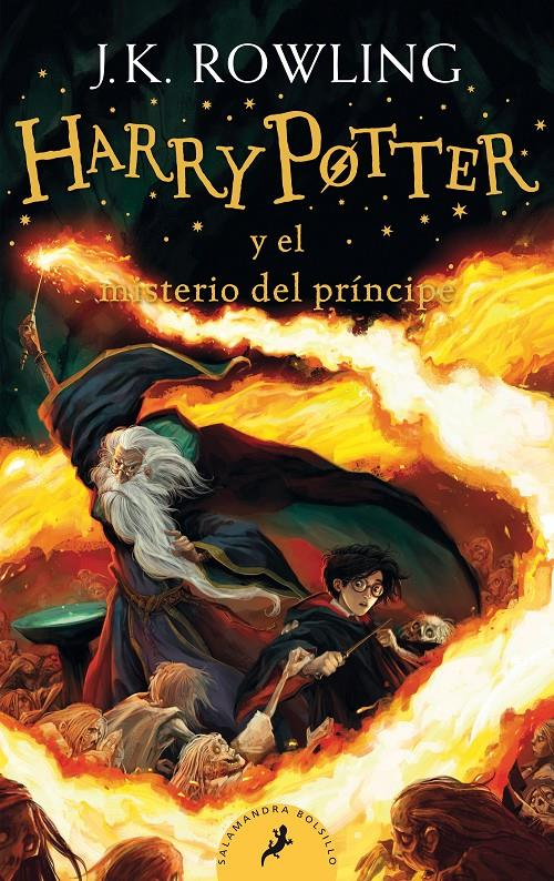 HARRY POTTER Y EL MISTERIO DEL PRÍNCIPE (HARRY POTTER 6) | 9788418173158 | ROWLING, J.K.