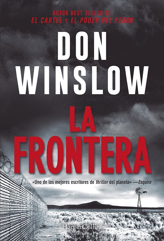 LA FRONTERA | 9788491393511 | WINSLOW, DON